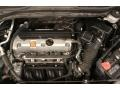 2010 Crystal Black Pearl Honda CR-V EX  photo #17