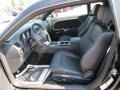 Dark Slate Gray Front Seat Photo for 2013 Dodge Challenger #70483123
