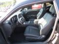 Dark Slate Gray Front Seat Photo for 2013 Dodge Challenger #70483223