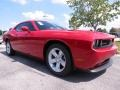 2013 Redline 3-Coat Pearl Dodge Challenger SXT  photo #4