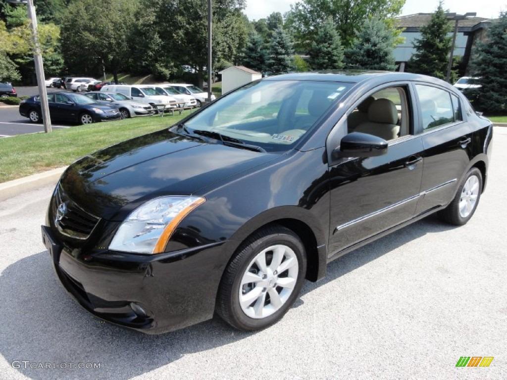 Nissan sentra 2011 black