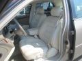Neutral Shale Beige 2003 Cadillac DeVille Interiors
