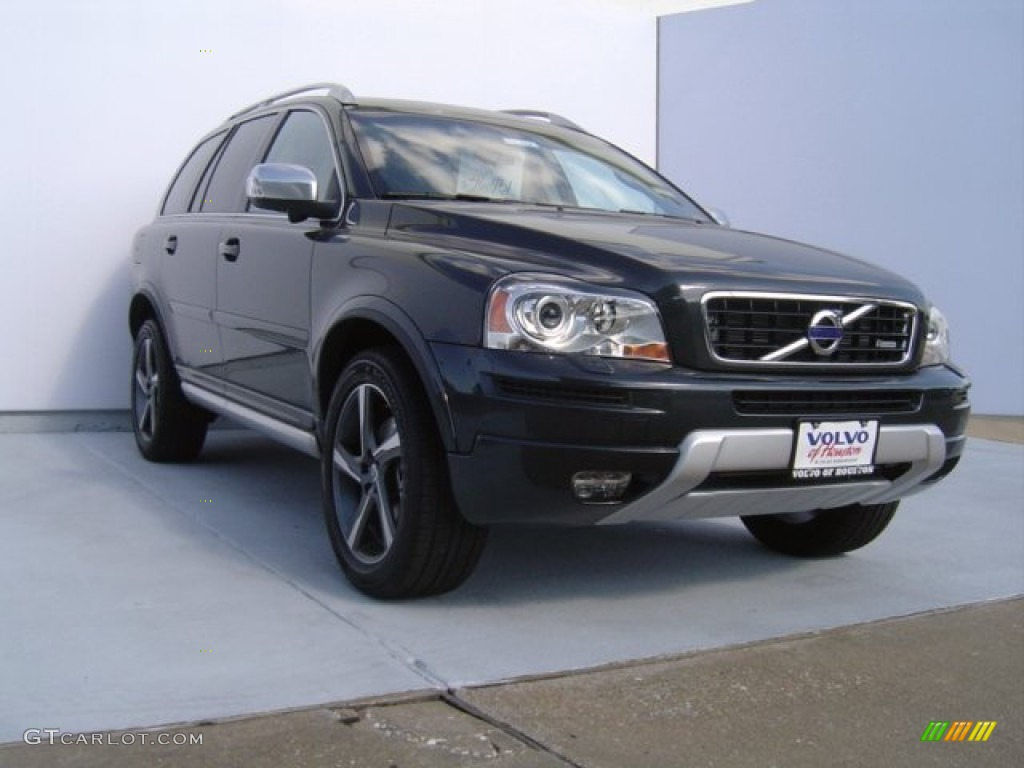 2013 savile grey metallic volvo xc90 3 2 r design. Black Bedroom Furniture Sets. Home Design Ideas