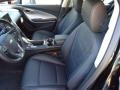Jet Black/Dark Accents Front Seat Photo for 2013 Chevrolet Volt #70488362