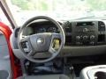 2013 Victory Red Chevrolet Silverado 1500 Work Truck Extended Cab 4x4  photo #15