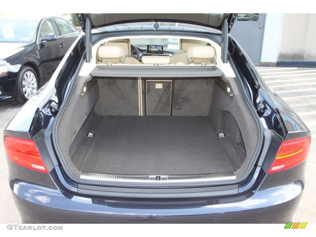 2013 audi a7 3 0t quattro premium plus trunk photo 70494011. Black Bedroom Furniture Sets. Home Design Ideas