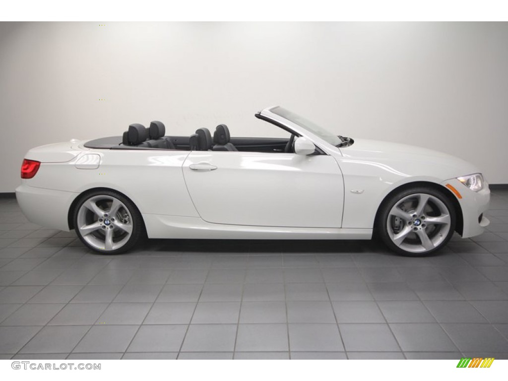Alpine White BMW Series I Convertible Exterior Photo - 2013 bmw 335is convertible