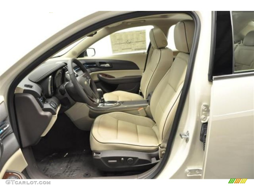 Cocoa Light Neutral Interior 2013 Chevrolet Malibu Ltz Photo 70508099