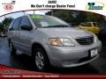 Highlight Silver 2000 Mazda MPV LX