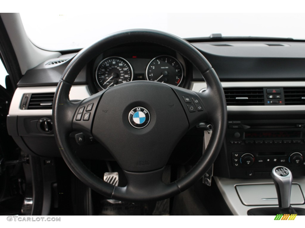 2006 bmw 3 series 325xi sedan black steering wheel photo 70519311. Black Bedroom Furniture Sets. Home Design Ideas