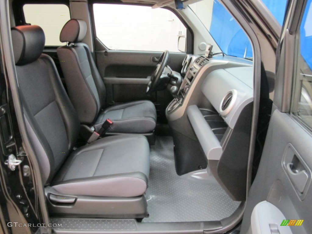 2003 Honda Element DX Interior Color Photos