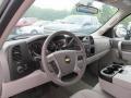 2012 Black Chevrolet Silverado 1500 LT Regular Cab 4x4  photo #13