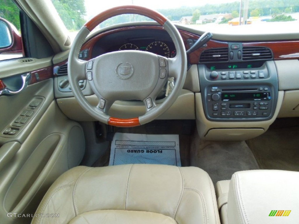 2002 Cadillac Deville Dhs Dashboard Photos