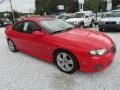 Torrid Red 2004 Pontiac GTO Coupe