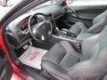 2004 GTO Black Interior