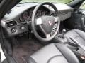 Black Prime Interior Photo for 2007 Porsche 911 #70556194