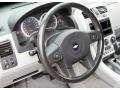 Light Gray Steering Wheel Photo for 2005 Chevrolet Equinox #70558459