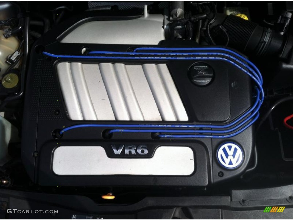 2001 Volkswagen Jetta GLS VR6 Sedan 2.8L DOHC 24V V6 Engine Photo #70563762   GTCarLot.com