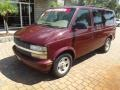 2003 Dark Carmine Red Metallic Chevrolet Astro  #70570578