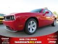 2013 Redline 3-Coat Pearl Dodge Challenger R/T  photo #1