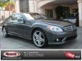designo Graphite Metallic 2010 Mercedes-Benz CL 550 4Matic