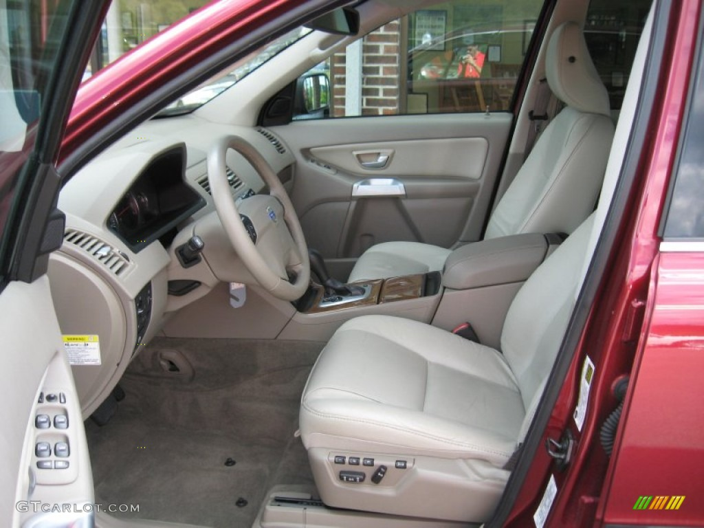 2005 volvo xc90 2 5t interior photos. Black Bedroom Furniture Sets. Home Design Ideas
