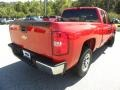 2012 Victory Red Chevrolet Silverado 1500 LT Extended Cab  photo #12