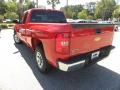 2012 Victory Red Chevrolet Silverado 1500 LT Extended Cab  photo #14