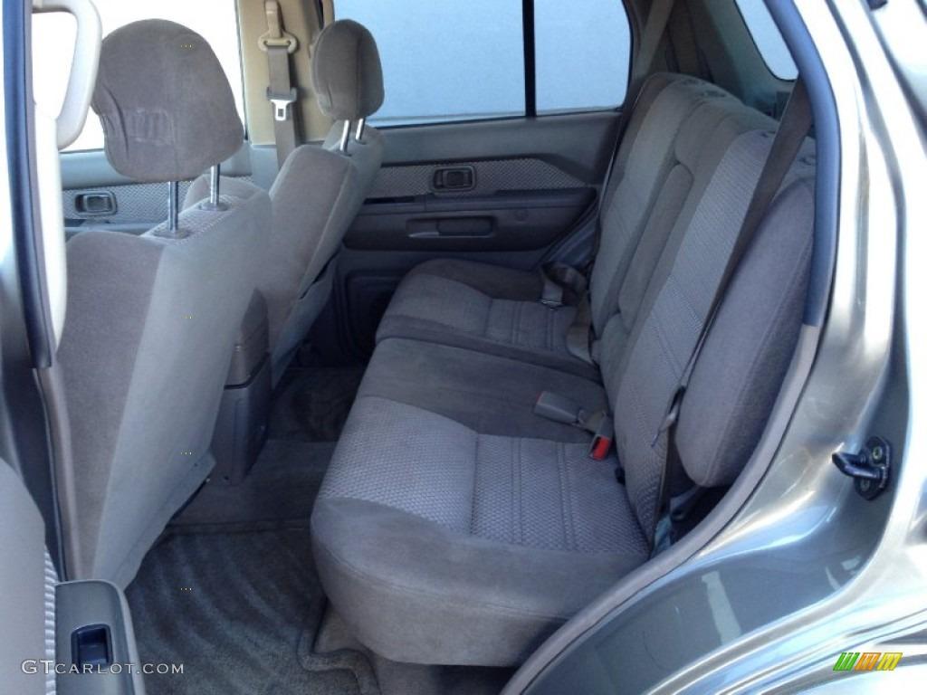 2004 nissan pathfinder se rear seat photo 70595779. Black Bedroom Furniture Sets. Home Design Ideas