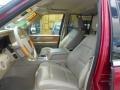2007 Vivid Red Metallic Lincoln Navigator Ultimate  photo #11