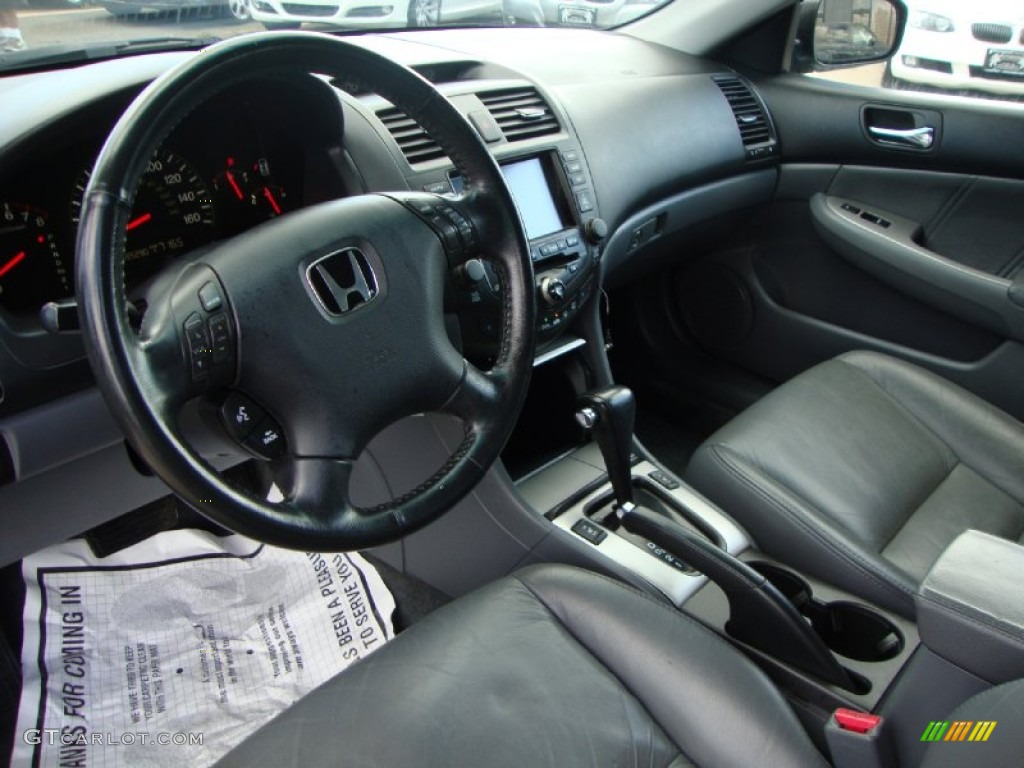 2003 Honda Accord Ex L Sedan Interior Photo 70602678