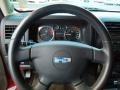 Ebony/Pewter Steering Wheel Photo for 2009 Hummer H3 #70611858