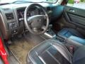 Ebony/Pewter Prime Interior Photo for 2009 Hummer H3 #70611933