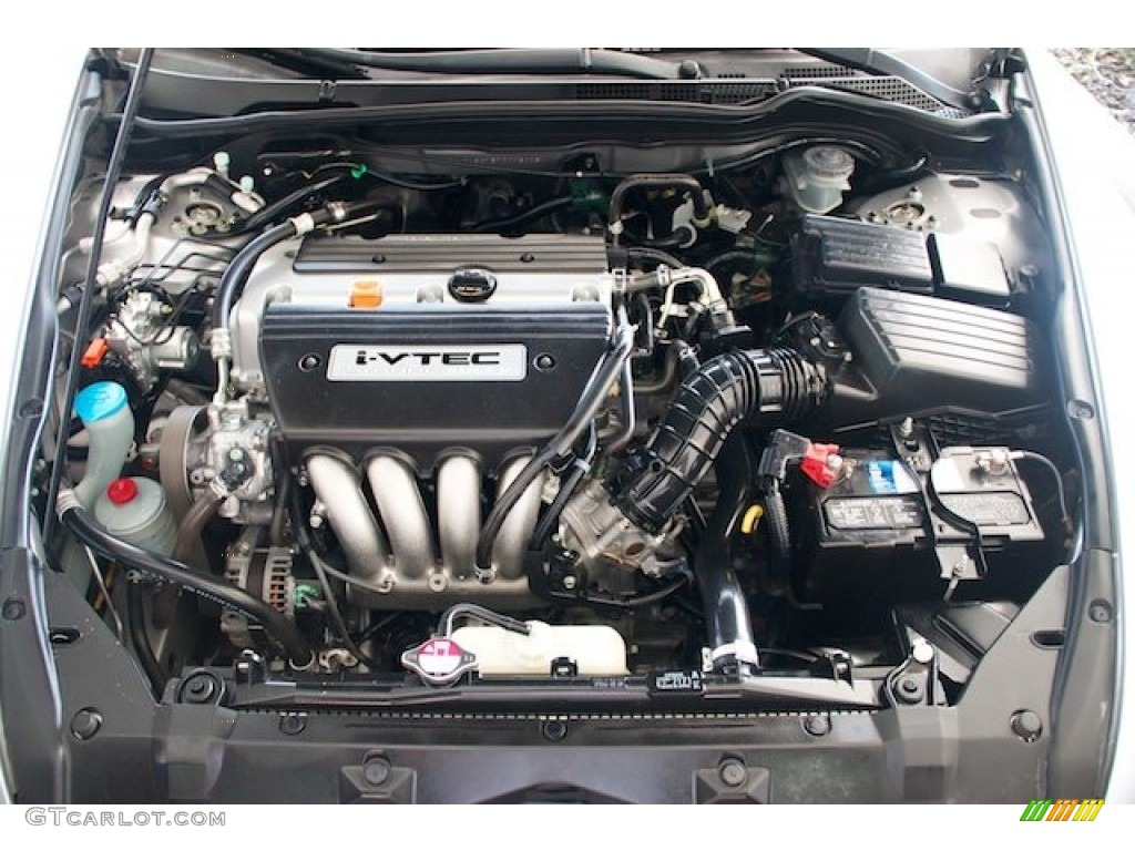 2007 Honda Accord Lx Sedan Engine Photos Gtcarlot Com