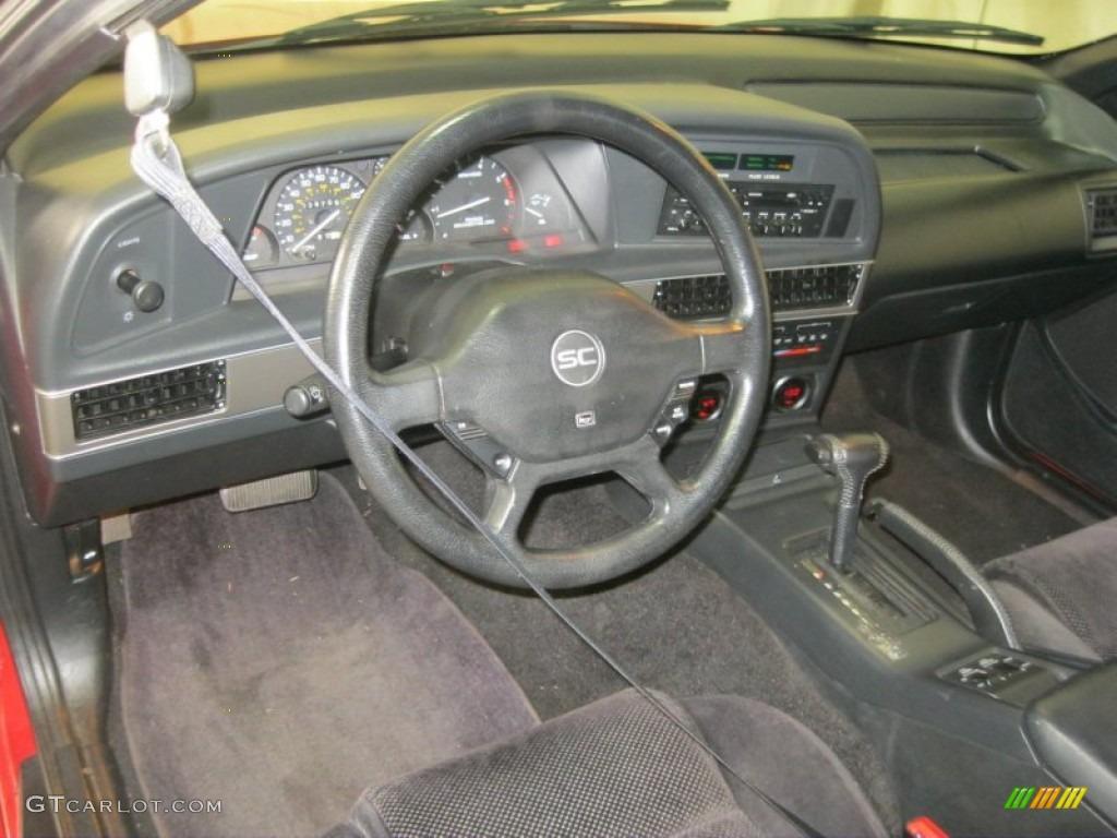 1990 Ford Thunderbird SC Super Coupe Dashboard Photos