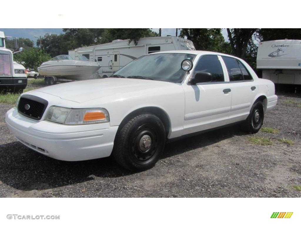 2005 Ford Crown Victoria Police Interceptor Weight