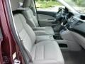 2012 Basque Red Pearl II Honda CR-V EX-L 4WD  photo #10