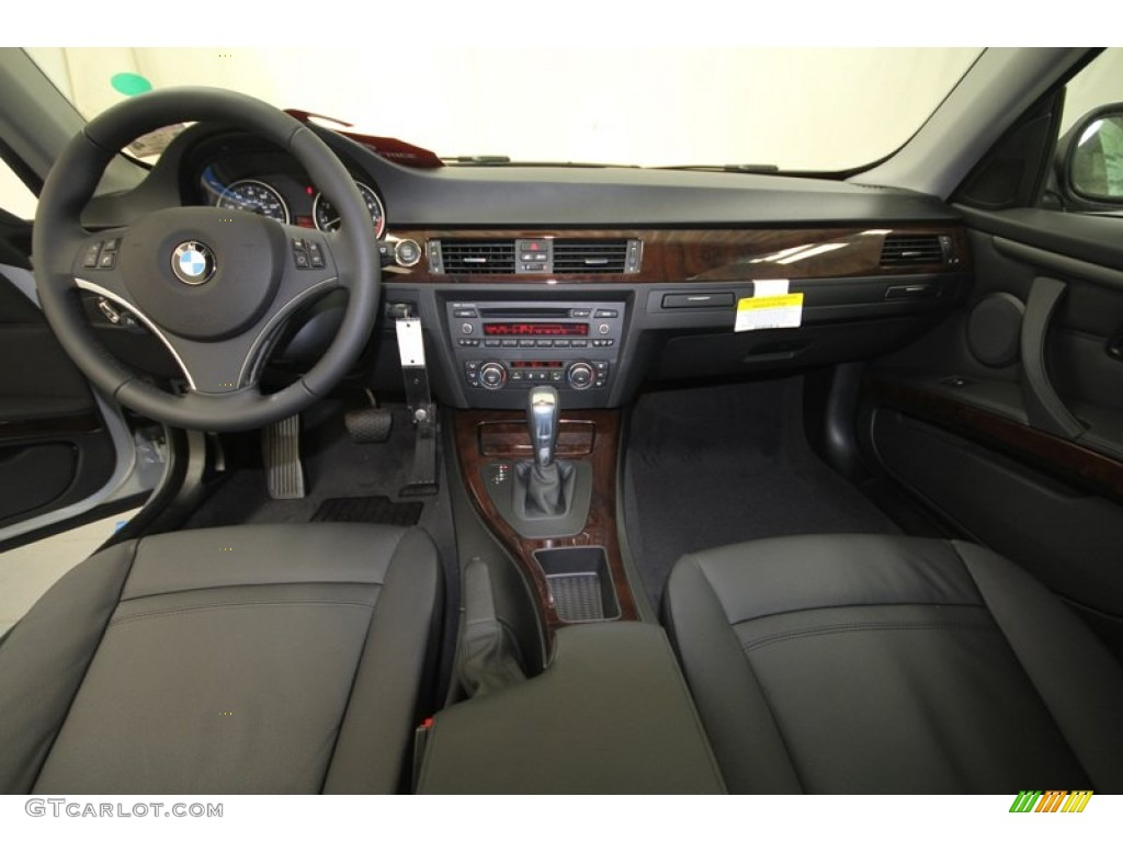 black interior 2013 bmw 3 series 328i coupe photo
