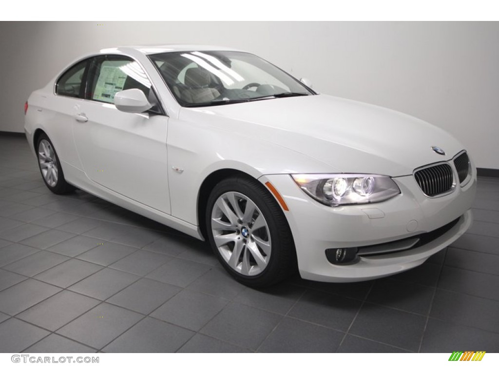 2013 mineral white metallic bmw 3 series 328i coupe. Black Bedroom Furniture Sets. Home Design Ideas