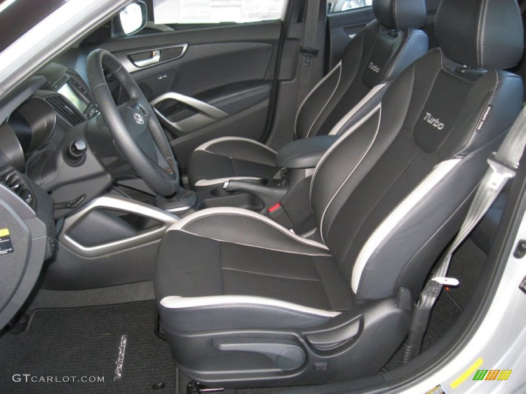 black interior 2013 hyundai veloster turbo photo 70643173. Black Bedroom Furniture Sets. Home Design Ideas