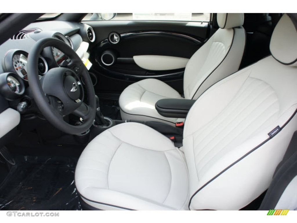 Satellite gray lounge leather interior 2013 mini cooper s roadster photo 70653246 gtcarlot com