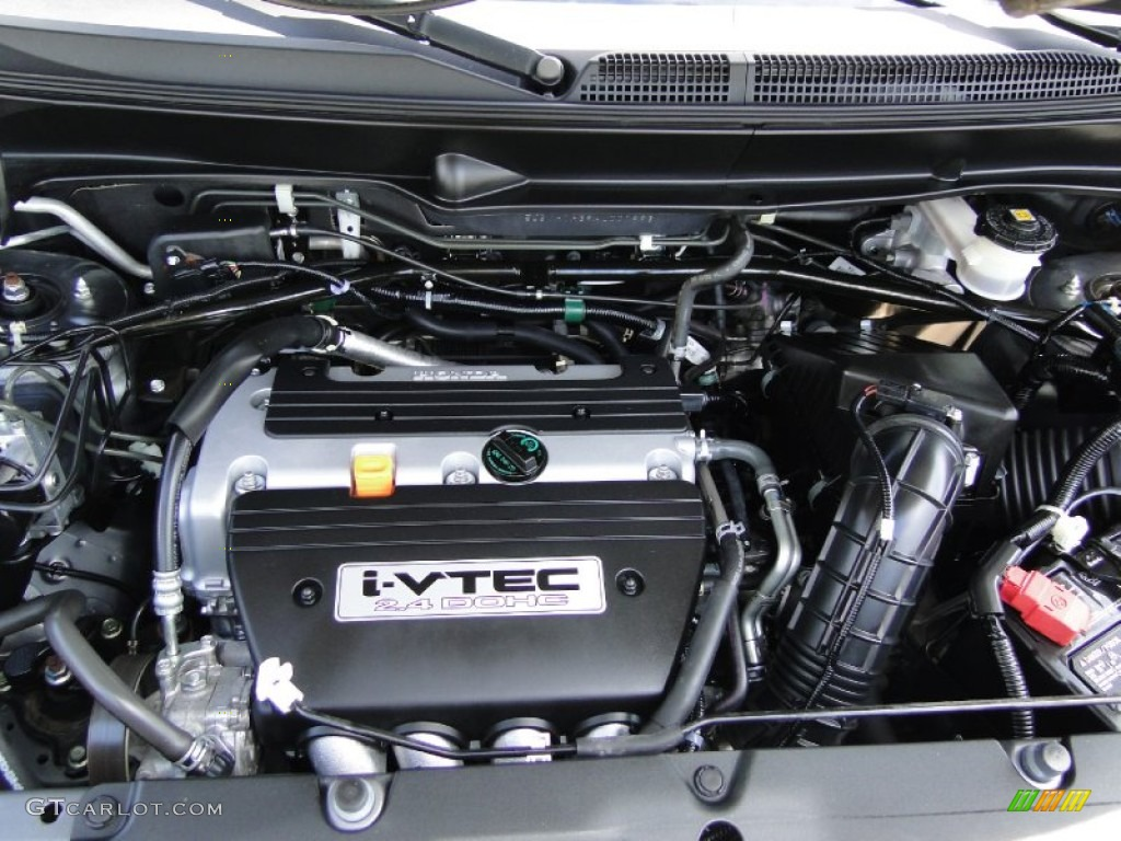 2010 Honda Element Lx 2 4 Liter Dohc 16 Valve I Vtec 4