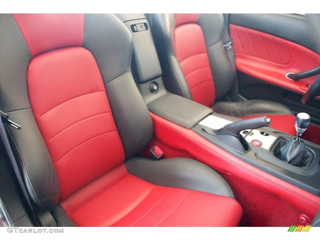 Red Interior 2004 Honda S2000 Roadster Photo 70679560