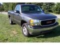 Storm Gray Metallic 2002 GMC Sierra 1500 Gallery