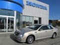 Gold Mist 2008 Cadillac STS 4 V6 AWD