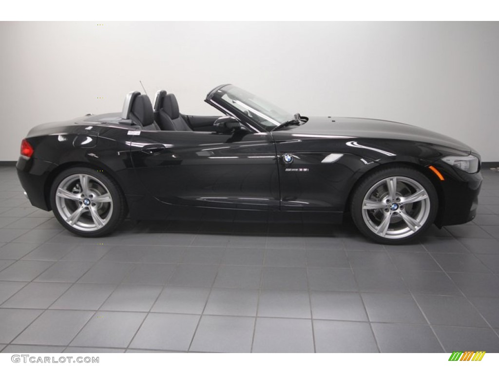 Black Sapphire Metallic 2013 Bmw Z4 Sdrive 35i Exterior Photo 70694609 Gtcarlot Com