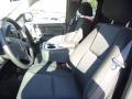 2011 Steel Green Metallic Chevrolet Silverado 1500 LS Extended Cab 4x4  photo #4