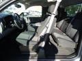2011 Steel Green Metallic Chevrolet Silverado 1500 LS Extended Cab 4x4  photo #16
