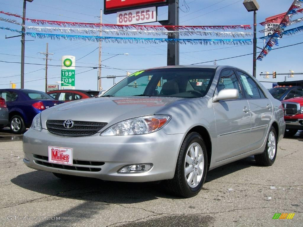 2004 lunar mist metallic toyota camry xle v6 7065804 car color galleries. Black Bedroom Furniture Sets. Home Design Ideas