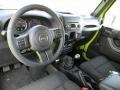 Black Prime Interior Photo for 2012 Jeep Wrangler #70705937